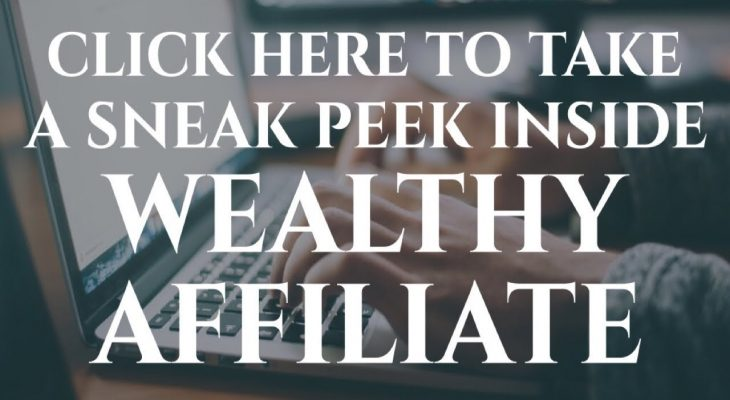 The Affiliate Program Of Wealthy Affiliate